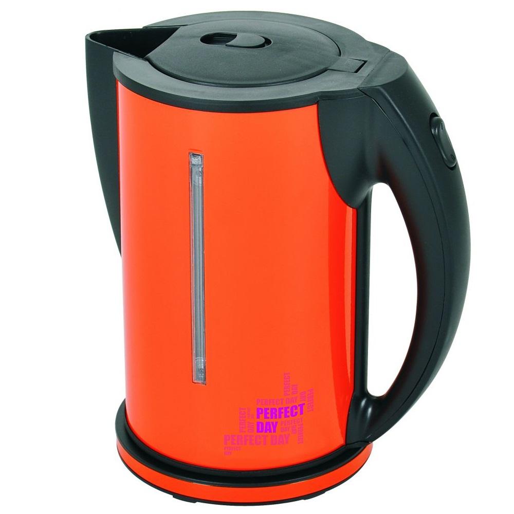 Oranje waterkoker