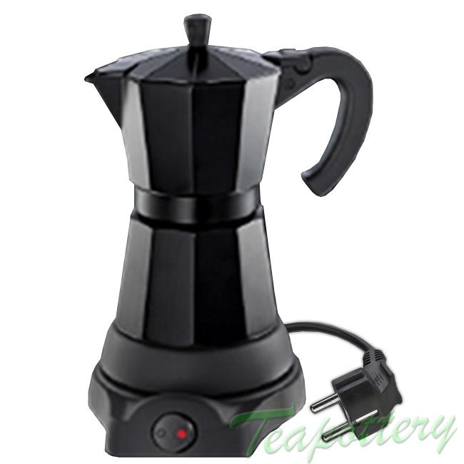 Elektrische espresso maker / espressopotje
